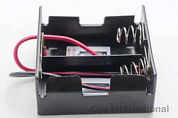 Starter Battery Box (no clip)